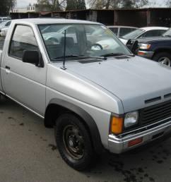 nissan pickup 1987 4 [ 1600 x 1200 Pixel ]