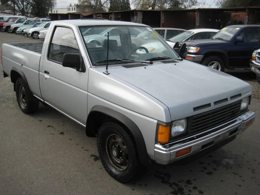 medium resolution of nissan pickup 1987 4