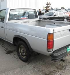nissan pickup 1987 6 nissan pickup 1987 6  [ 1600 x 1200 Pixel ]