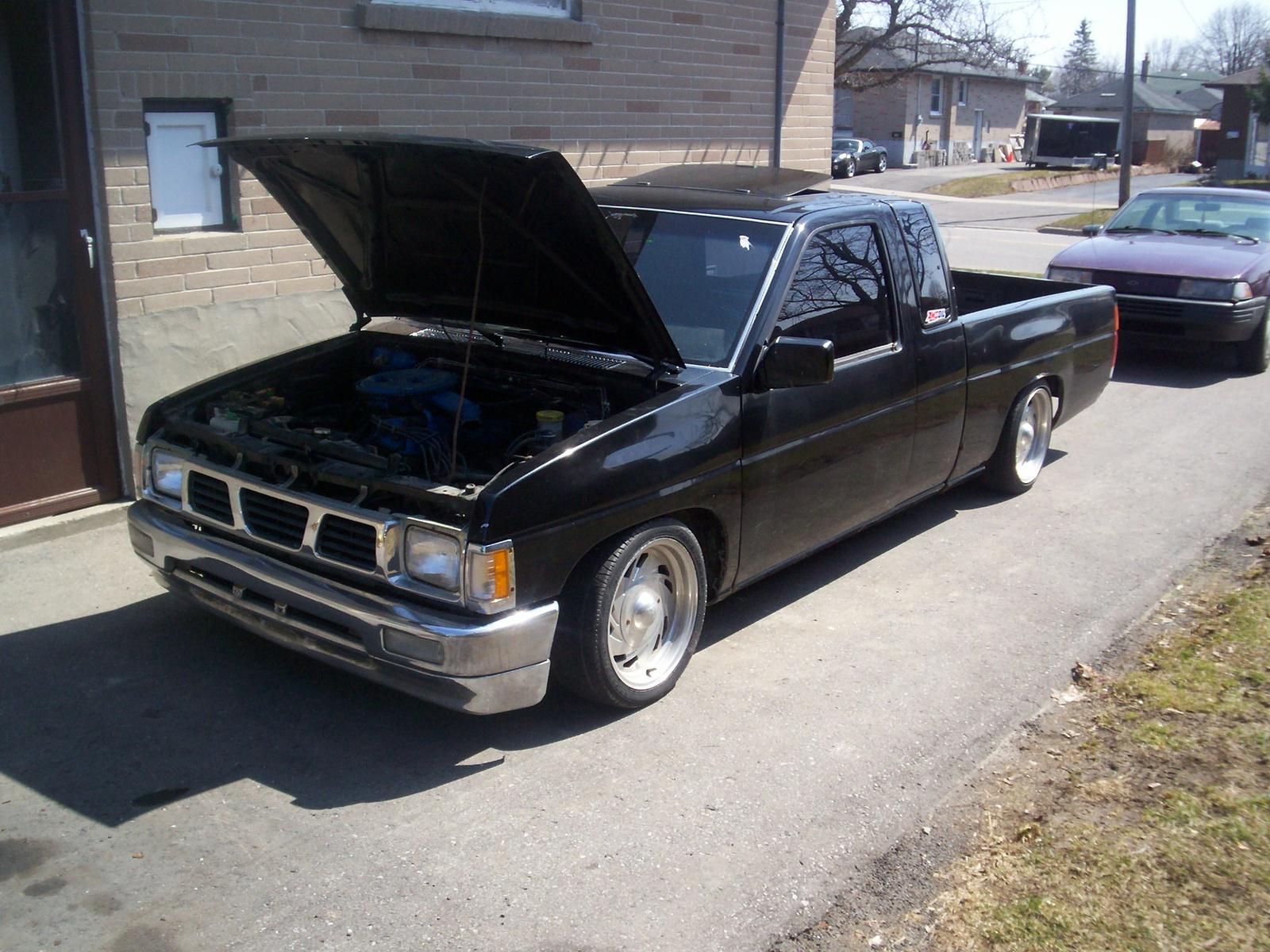 hight resolution of nissan pickup 1987 8