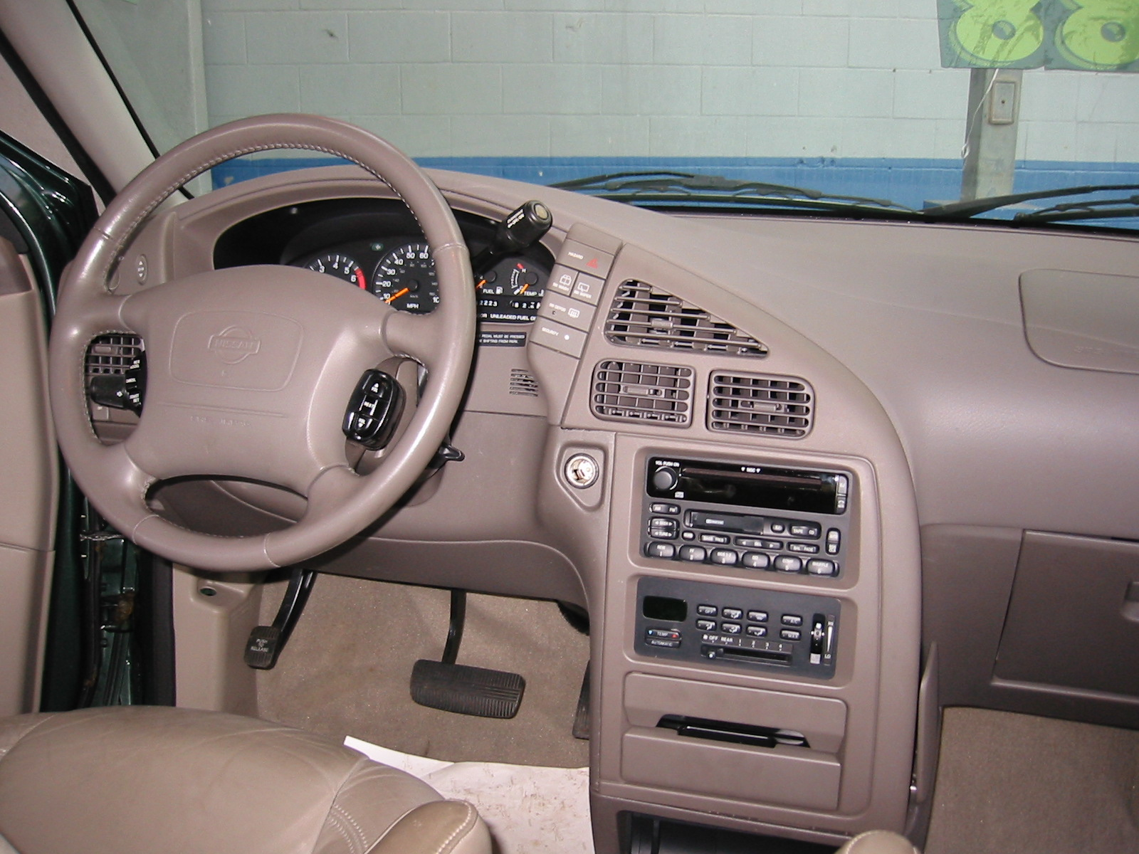 hight resolution of nissan quest 1999 9