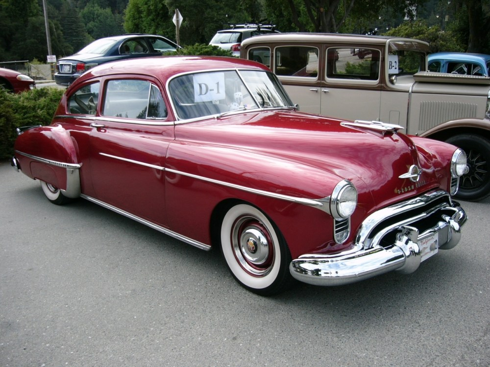 medium resolution of  oldsmobile 88 1950 11