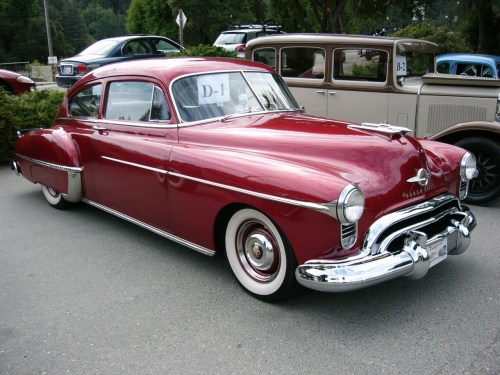 small resolution of  oldsmobile 88 1950 11