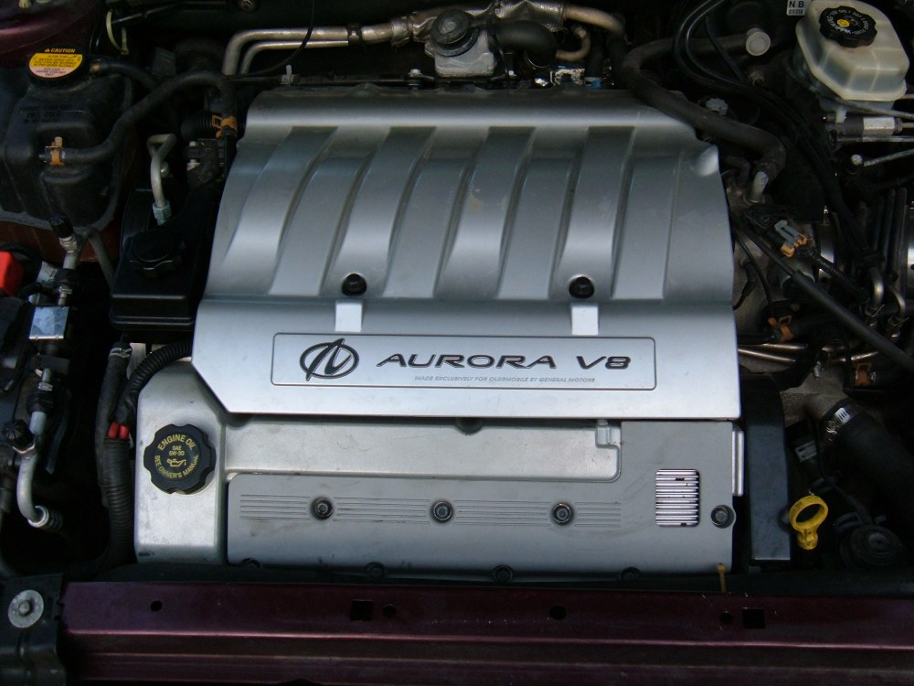 medium resolution of  oldsmobile aurora 1997 10