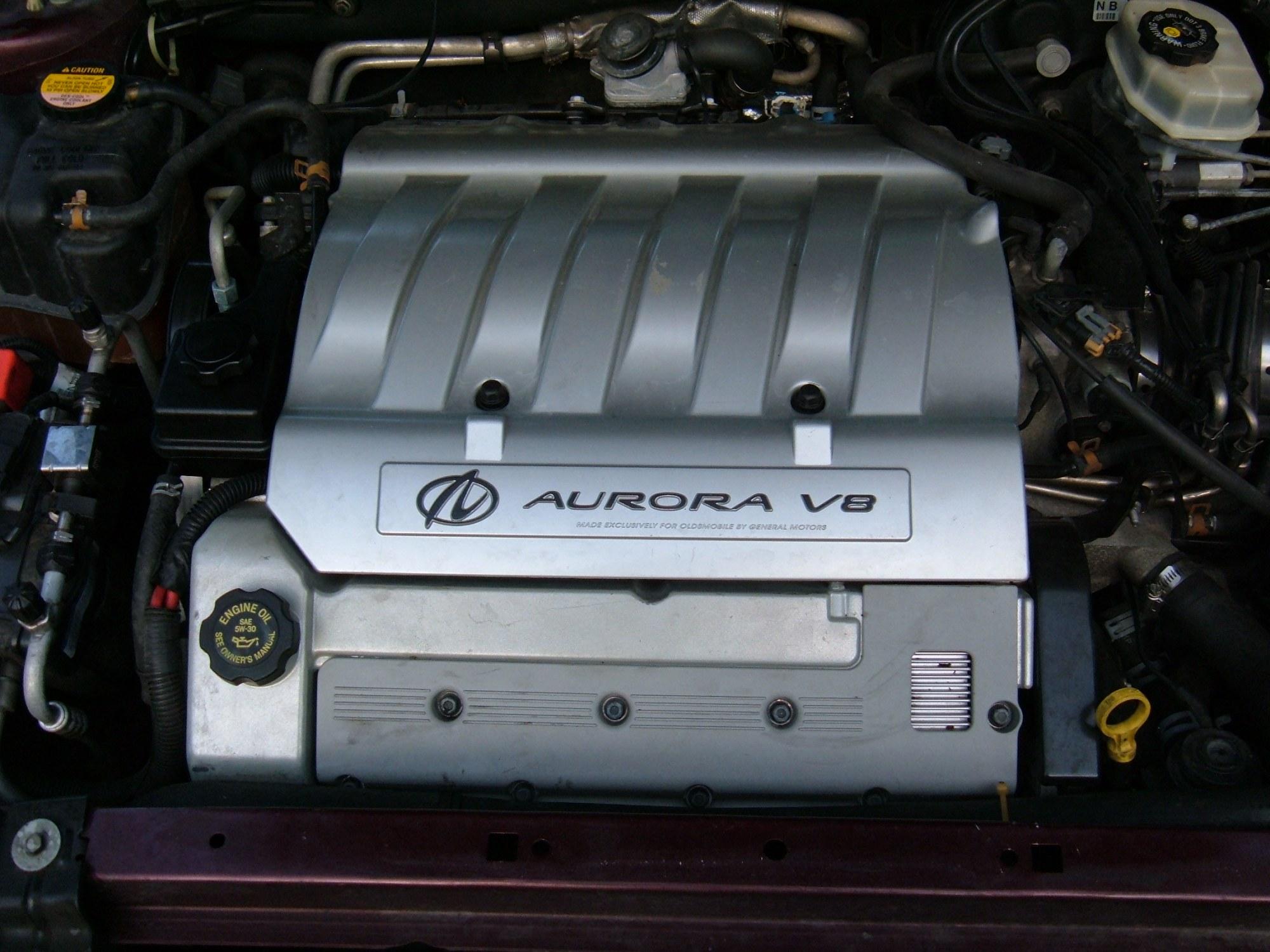 hight resolution of  oldsmobile aurora 1997 10