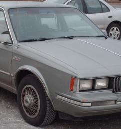 oldsmobile cutlass ciera 1985 9  [ 2233 x 1127 Pixel ]