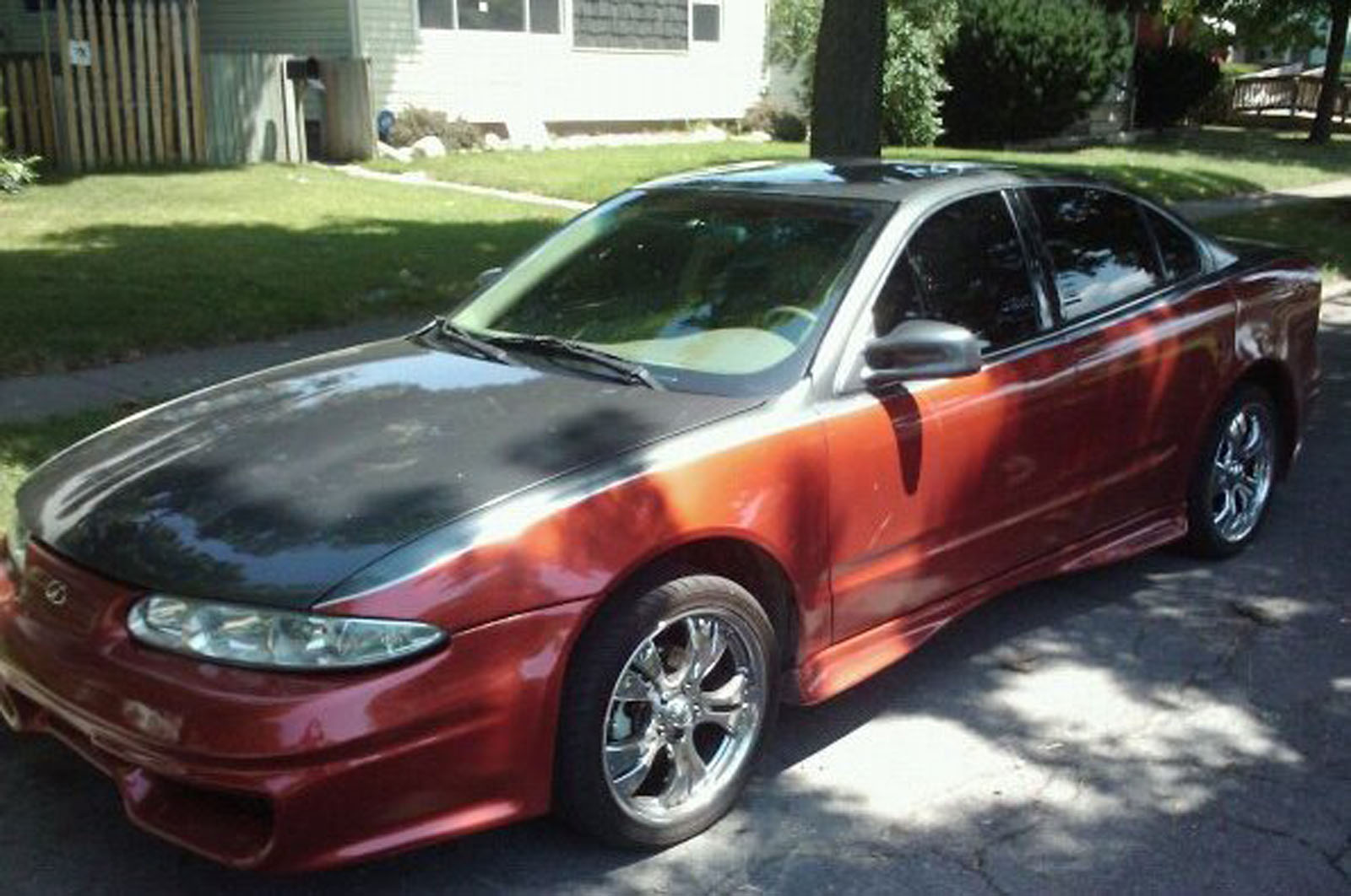 hight resolution of  oldsmobile lss 1999 10