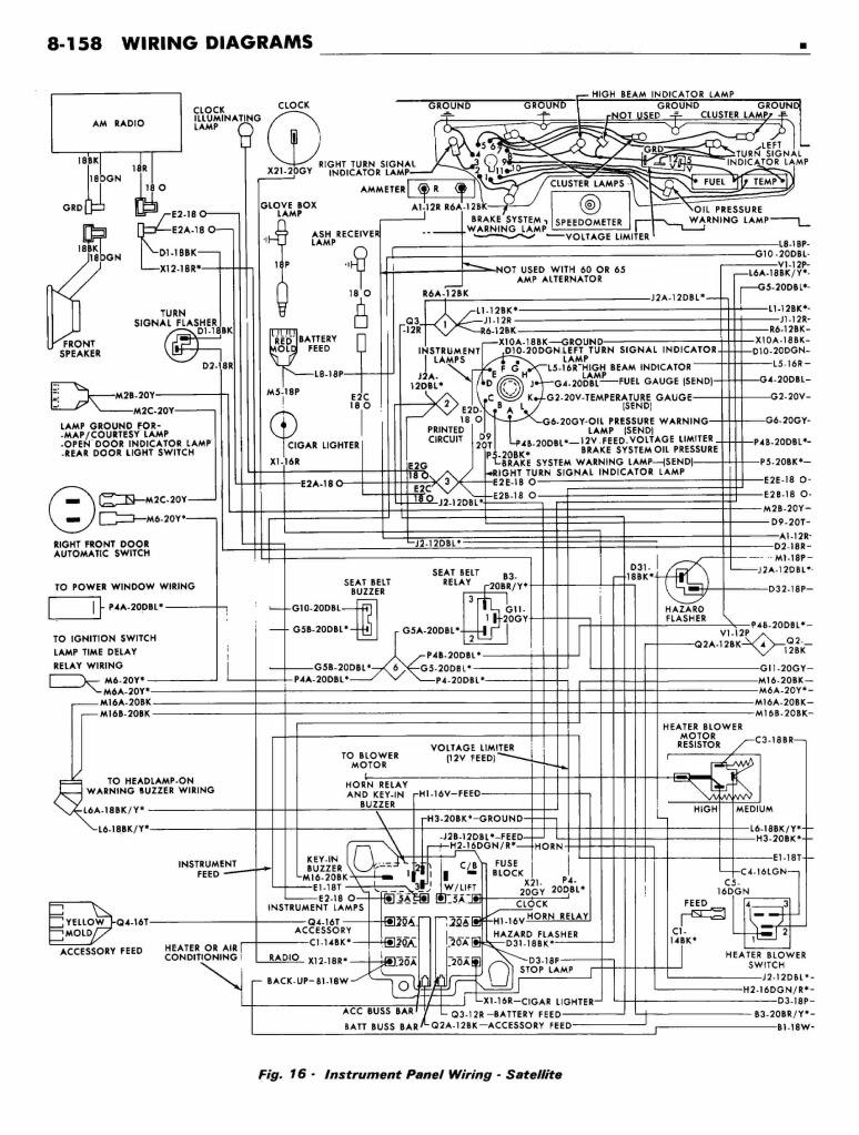 1972 plymouth duster wiring diagram catalogue of schemas 1972 Cutlass Wiring Diagram