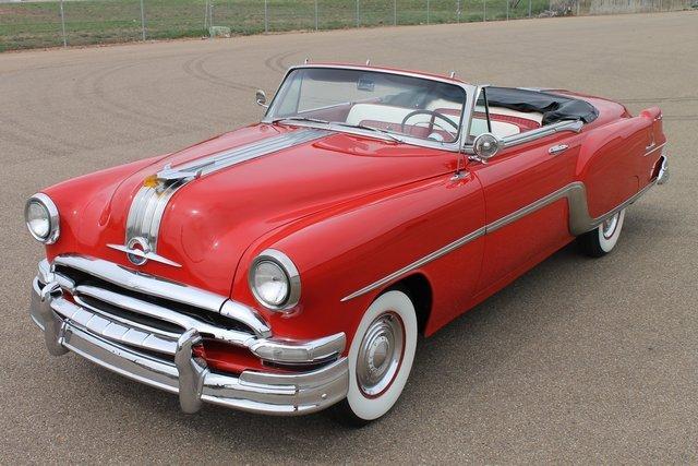 1954 Pontiac Star Chief Information And Photos MOMENTcar