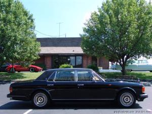 1988 RollsRoyce Silver Spur  Information and photos