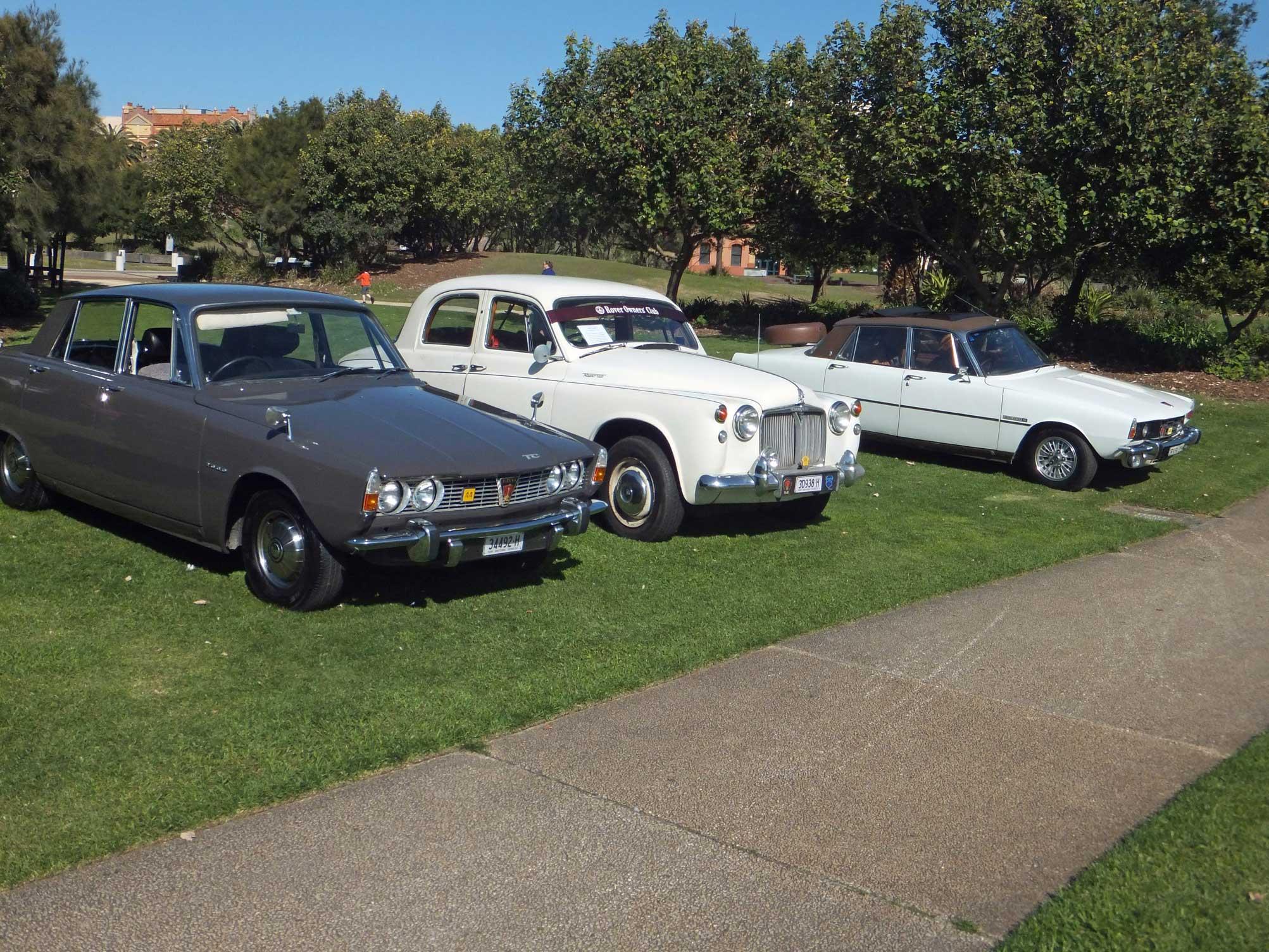 1969 Rover 3500 3500S Information and photos MOMENTcar