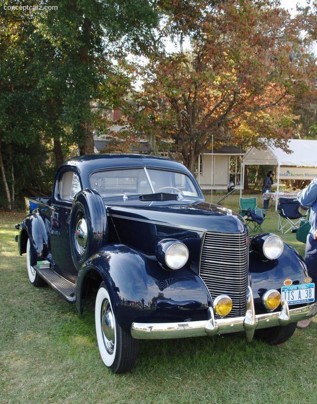 1939 Chevrolet Pickup Truck