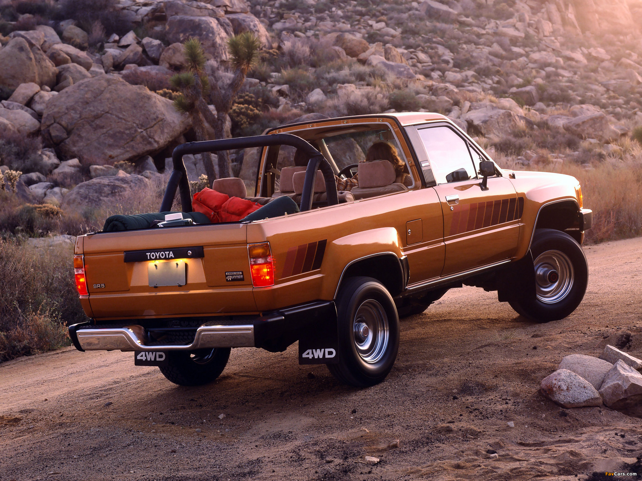 Best Looking Car Wallpaper 1984 Toyota 4runner Information And Photos Momentcar