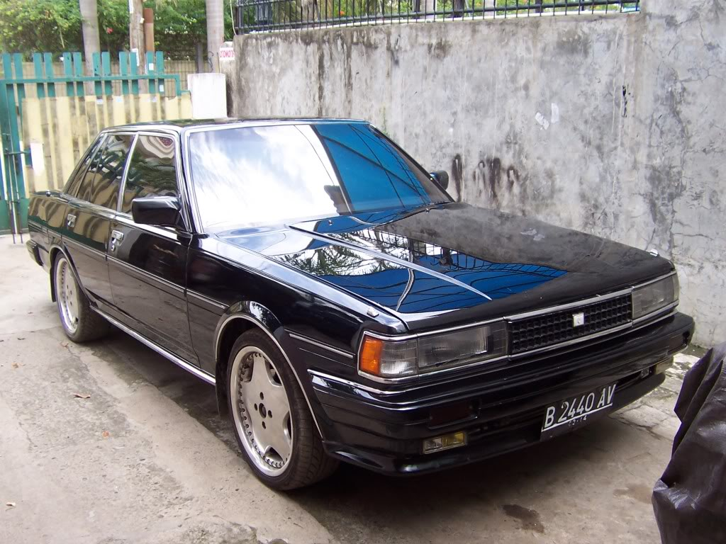 hight resolution of  toyota cressida 1988 7