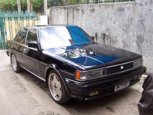 small resolution of  toyota cressida 1988 7