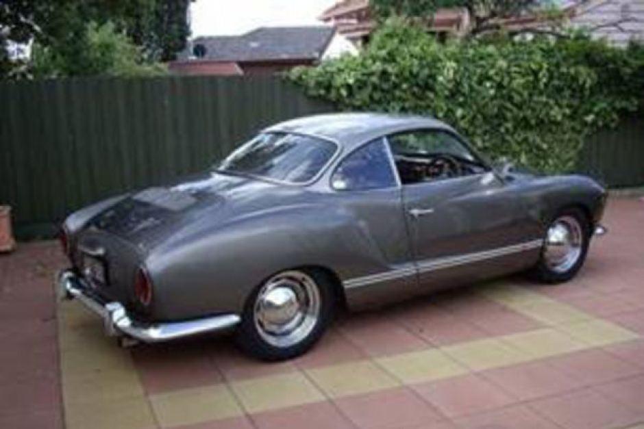 1960 Volkswagen Karmann Ghia