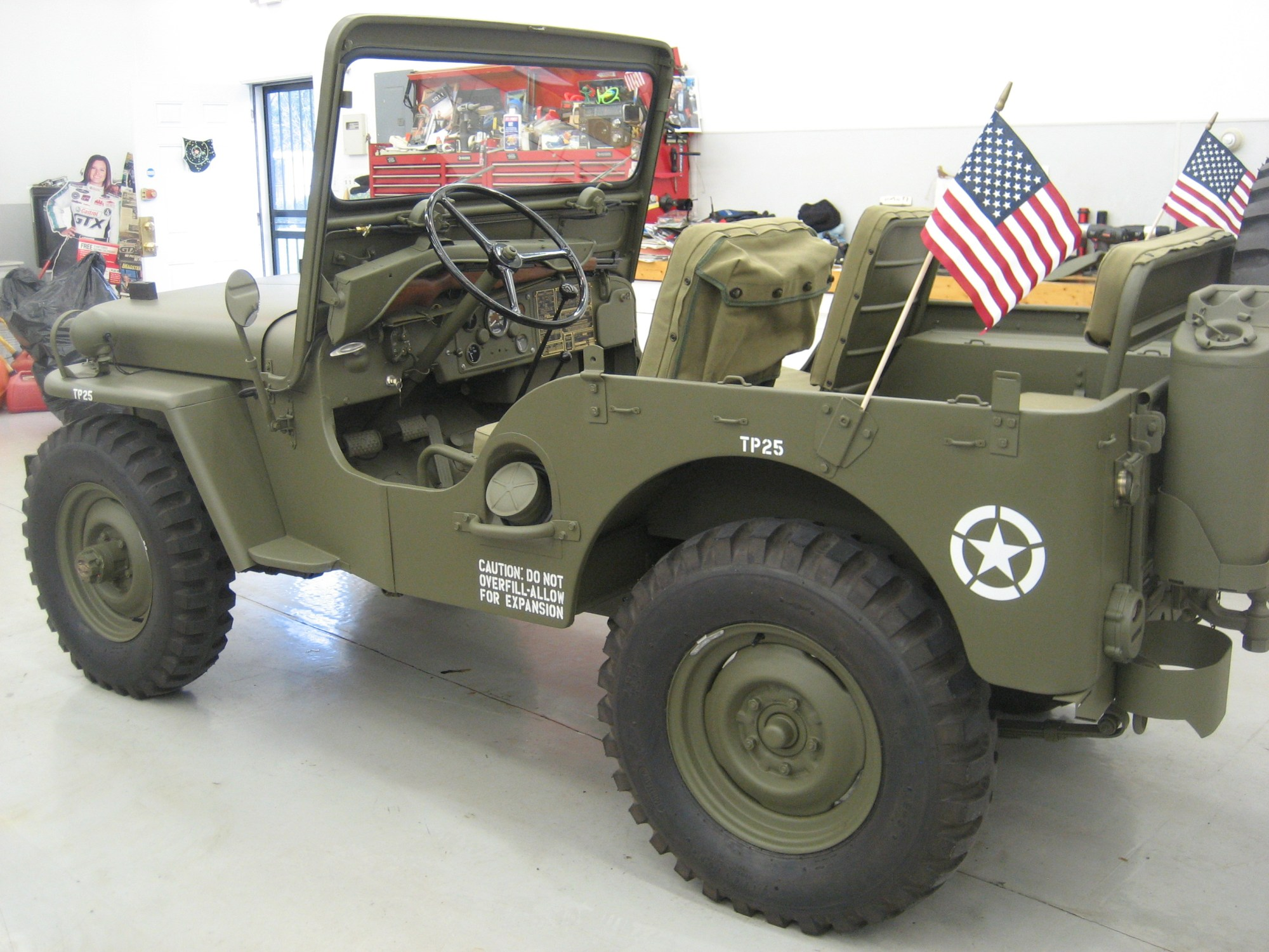 hight resolution of  willys cj 3a 1952 2