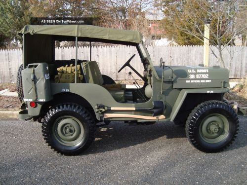 small resolution of willys cj 3b 2