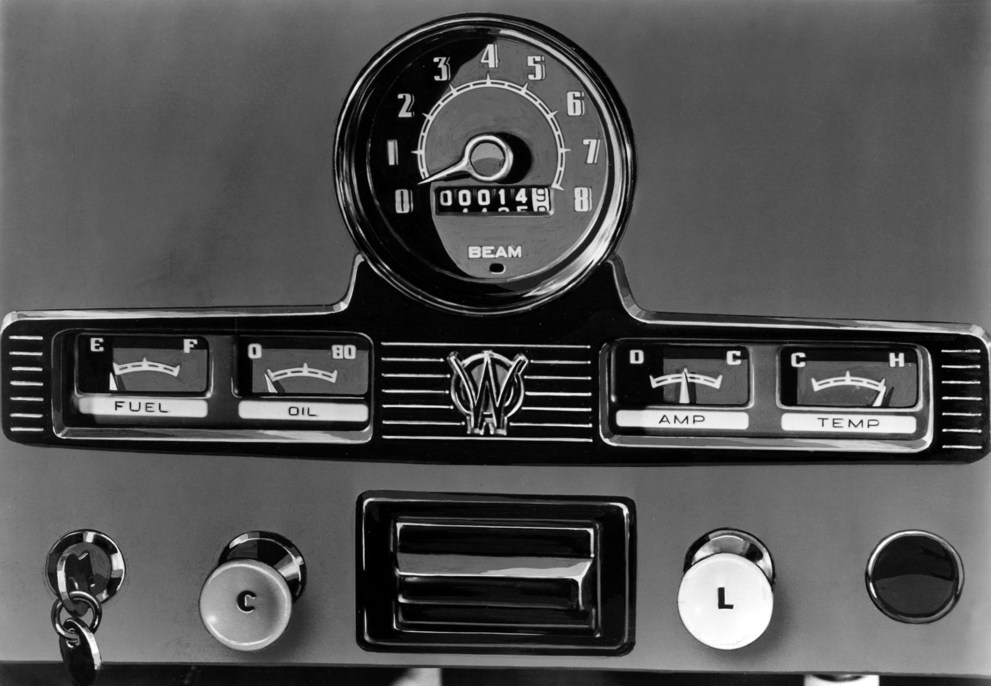 hight resolution of willys panel 1950 11