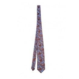 cravata maro cu model abstract (5)-750x750