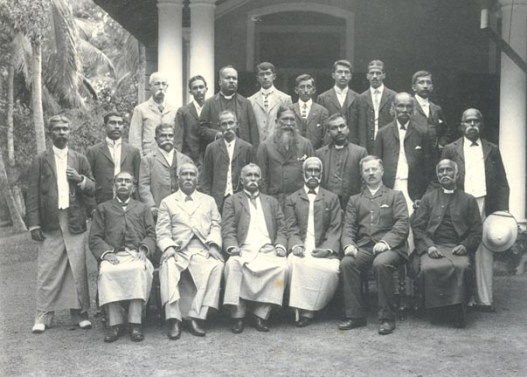 Group of Native Christian Priests