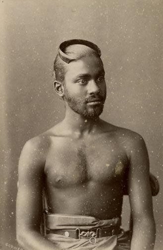 Singhalese Man