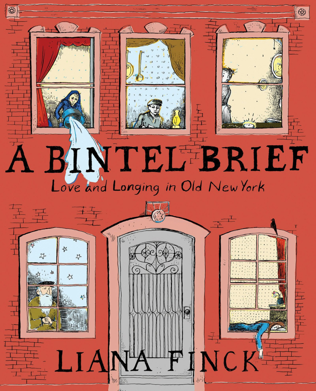 A Bintel Brief by Liana Finick