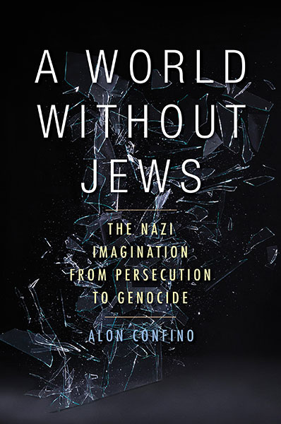 A World Without Jews by Alon Confino cover