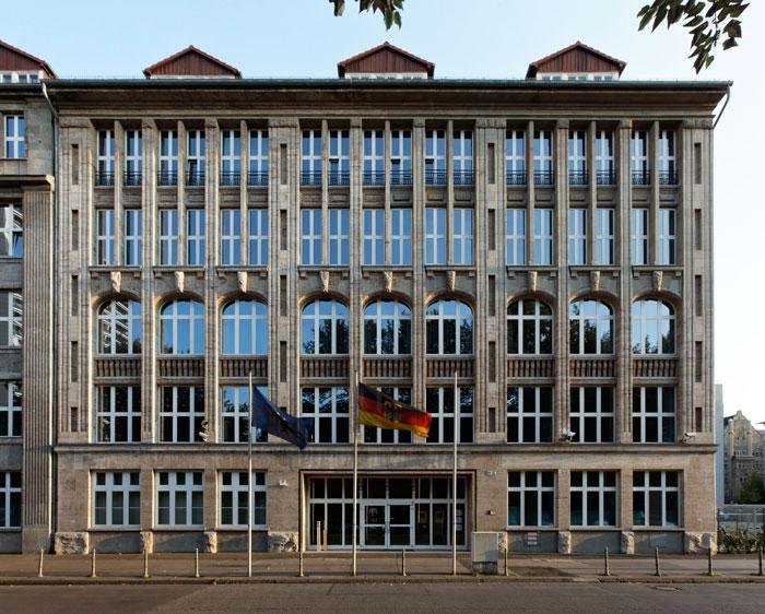 Large Edifice
