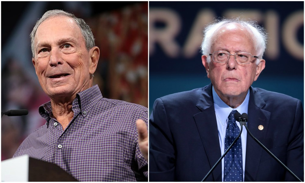 What Would A Bernie-Bloomberg Match Look Like?