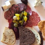 Charcuterie Plate at Cinderella's Royal Table