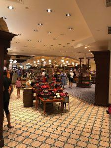 Fulton's General Store Interior