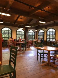 Dining Hall at Port Orleans Riverside