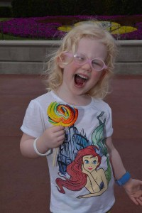Mickey Lollipop