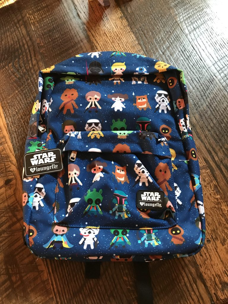 Star Wars Backpack Loungefly