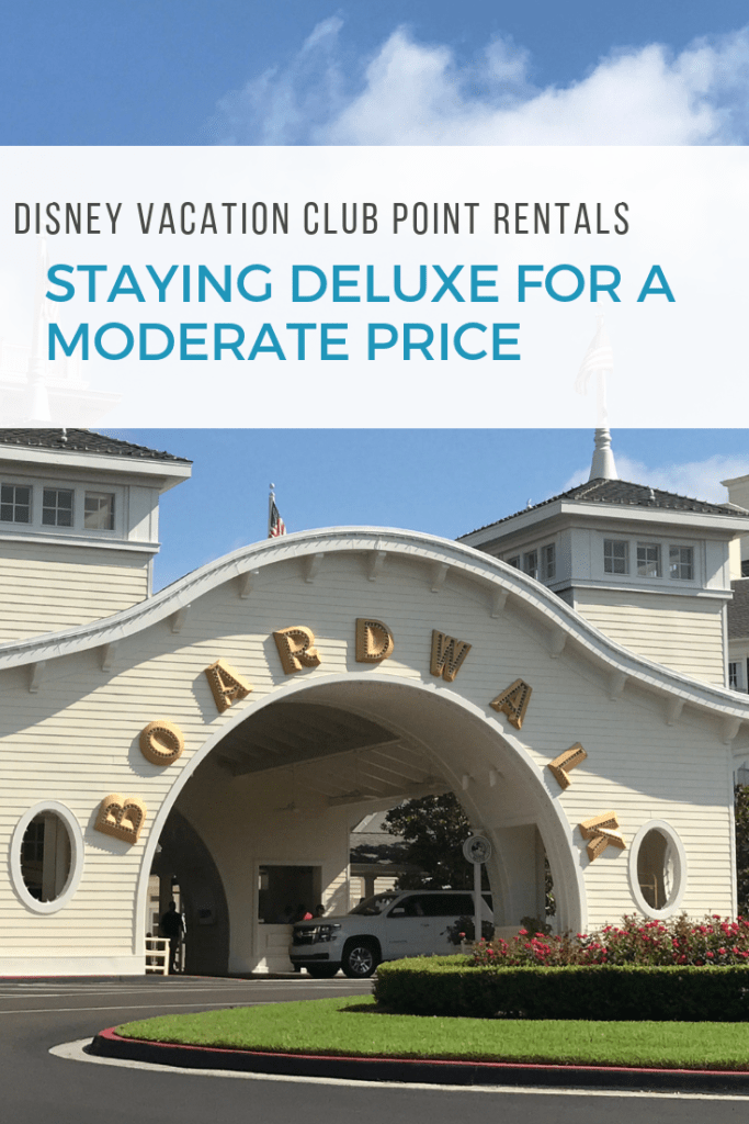 Learn how renting DVC Points can help you stay Deluxe for a Moderate Price at Walt Disney World! #dvcrental #rentDVCpoints