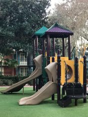 Playground at Port Orleans French Quarter