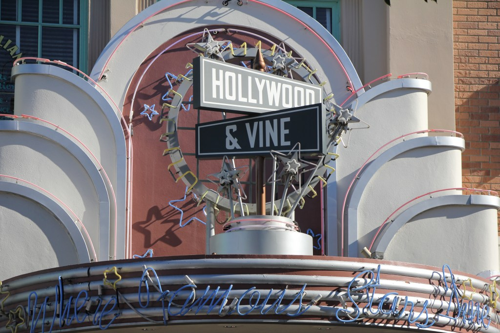 Hollywood and Vine Sign