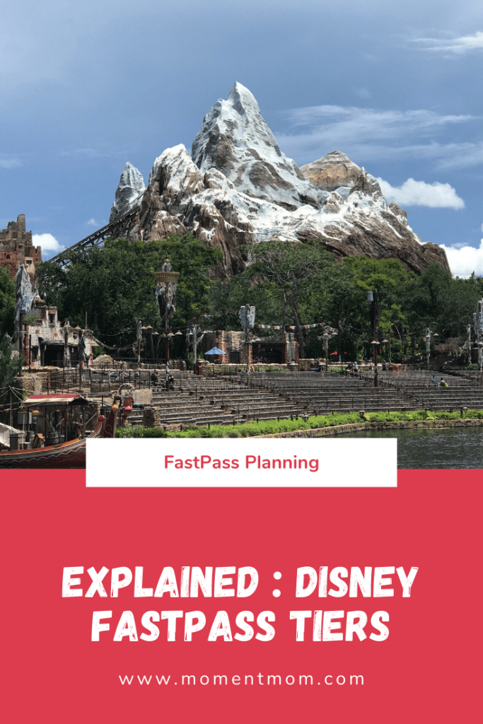 Disney FastPass Tiers Explained - Navigate Fastpass Planning and Conquer the Tiers