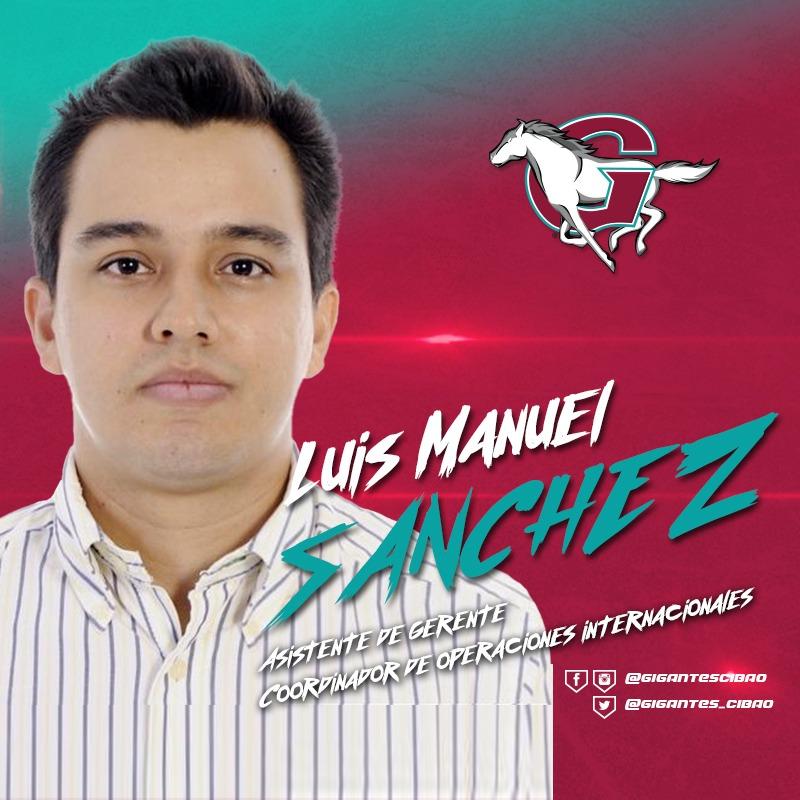 Luis Sánchez GC