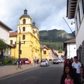 igreja na Candelaria, Bogotá