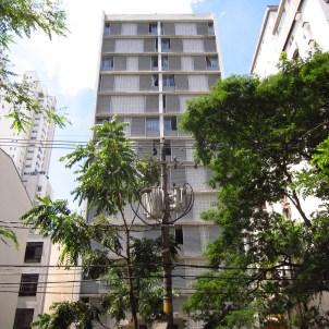prédio em São Paulo