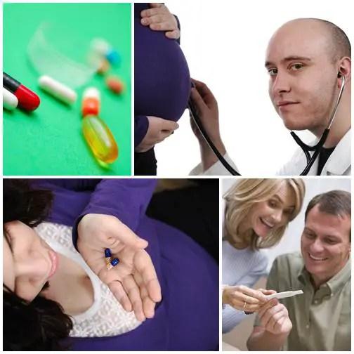homeopatia en el embarazo