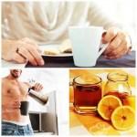 Dieta del té para adelgazar - Ventajas, desventajas, menú semanal.