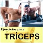 Guía completa de ejercicios para Tríceps -Técnica correcta y cómo entrenar