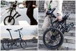 Salud sobre ruedas: bicicletas plegables