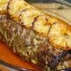 Receita de Rolo de Carne Recheado com Alheira