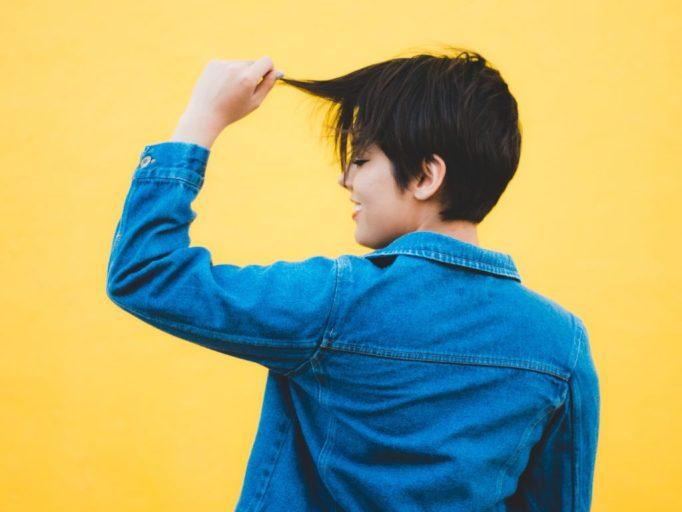 cabello sin frizz