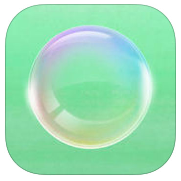 Image result for breathing bubbles app