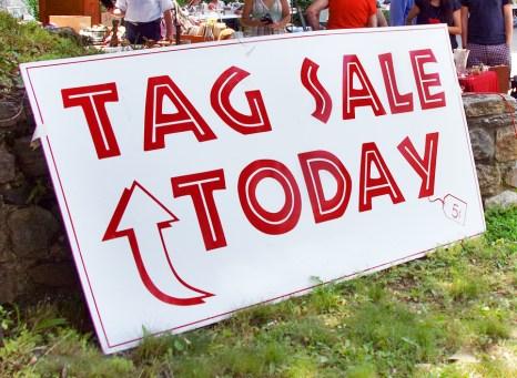 Tag-Sale